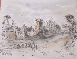 Chateau de TREMAZAN(1)
