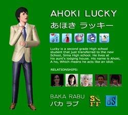 Ahoki Lucky