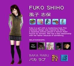 Fuko Shiho