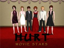 HURT MOVIE STARS