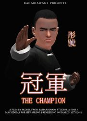 The Champion Poster 2