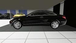 Mercedes Benz E550 Couple