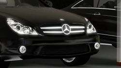 Mercedes Benz CLS63 ALG