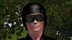 Unknown soldier ambush