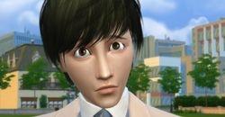 Ahoki Lucky sims 4 version