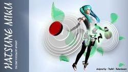 Vocaloid Append - Hatsune Miku
