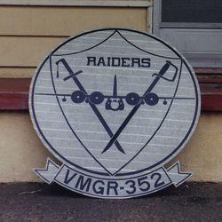 Barracks 451 sign (2)