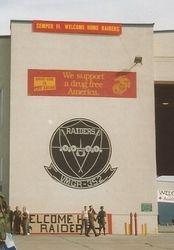 Hangar 297 on 9 March 1991