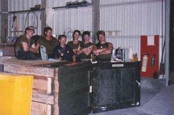 VMGR-352 (FWD) Hydraulic Shop '90