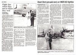 OC Register and Flight Jacket articles
