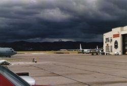 Stormy day at El Toro