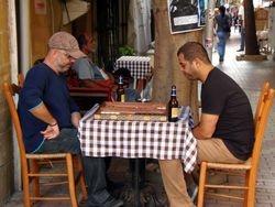 Tavli & Beer