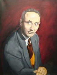 Oil Portrait of John B, McCall (SOLD)