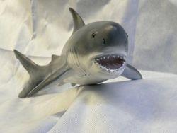 Larger Great White Shark