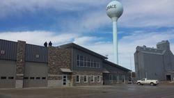 Horace Fire Station - Horace, ND