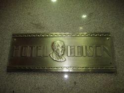 Edison Hotel - Manhattan NY