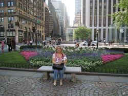 Touring Manhattan NY