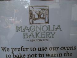 Magnolia Bakery - (Sex & The City Tour)