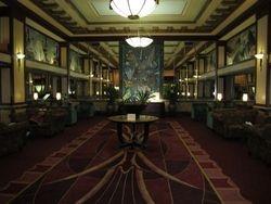 Edison Hotel - Lobby