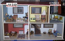 Maker of dollhouse - unknown