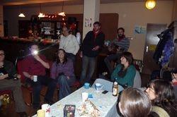 café christmas party 2012