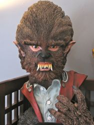 I WAS A TEENAGE WEREWOLF  3/4 Bust
