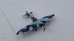 Dynam Spitfire 1200mm