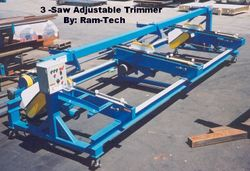 Two Saw Trimmer