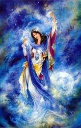 Goddess Mai from Maieydon Myths