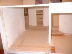 Original Lounge layout
