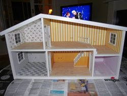 The Modern Lundby on arrival