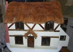 The Thatched Cottage on arrival