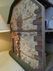 Franklin Mint - Hummingbird Cottage
