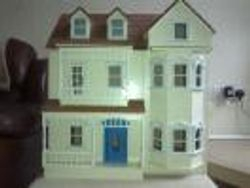 Child type kit house on arrival