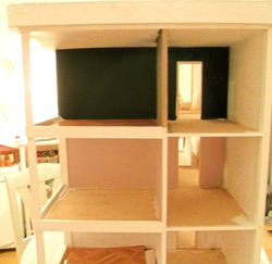 Two bedrooms started