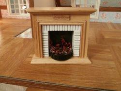 Another homemade fire - unlit