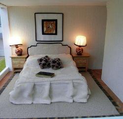 Bertie's bedroom