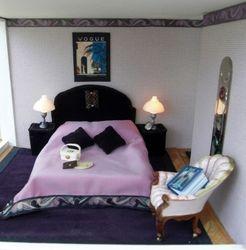 Wallis' bedroom