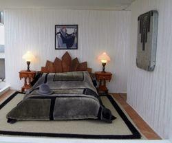 Poirot's bedroom
