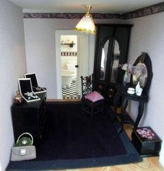 Wallis' dressing room