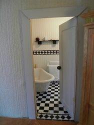 Bertie's bathroom