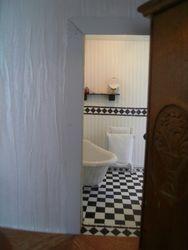 Poirot's bathroom