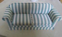 Shop soiled sofa