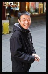 Shanghai Street Hustler
