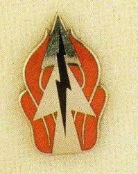 1ST Signal Brigade Unit Crest