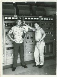 50,000 watt Transmitter@ Jusmag Bangkok 1965