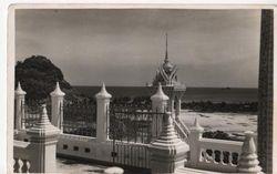 Temple at Hua Hin 1964