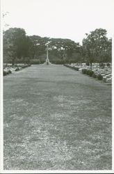 Allied War Cemetary at Kanchanaburi 1968-89