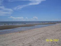 Beach at Sattahip