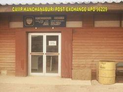 Camp PX Kanchanaburi  1968-69